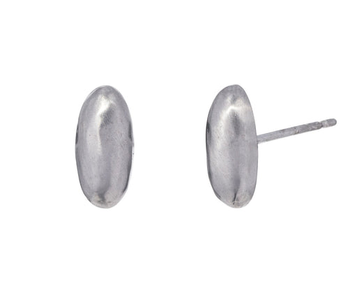 Silver Pebble Studs - TWISTonline