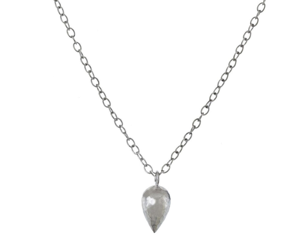 Inverted Teardrop Pendant Necklace - TWISTonline
