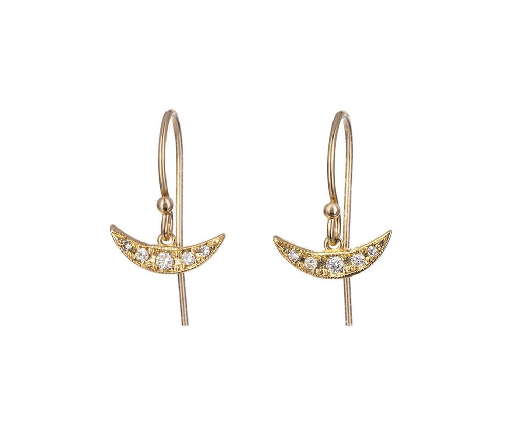 Diamond Balance Earrings - TWISTonline