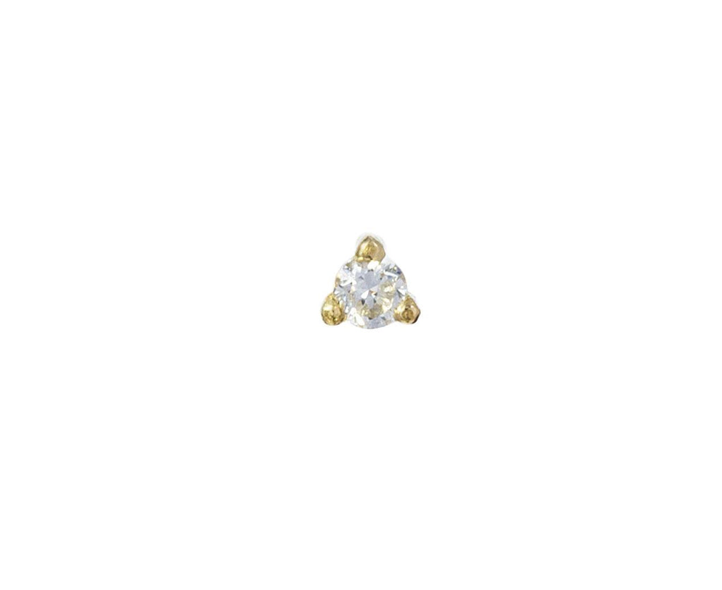 Diamond SINGLE Earring - TWISTonline