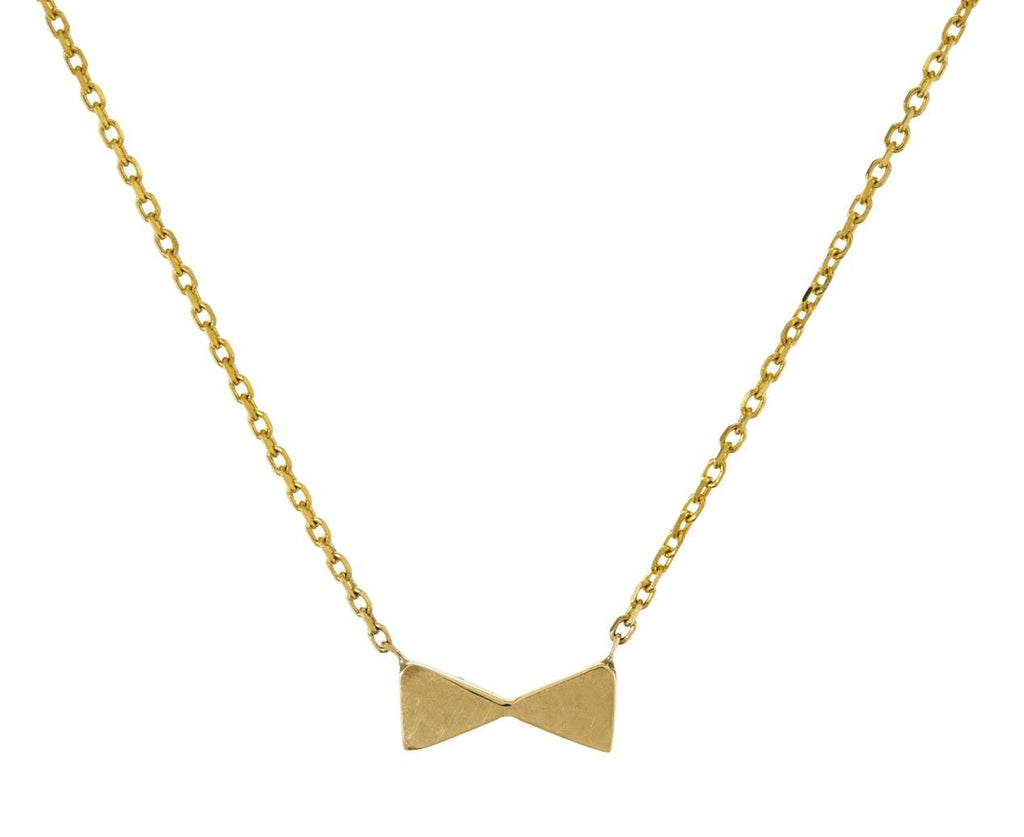 Petite Bow Tie Necklace - TWISTonline
