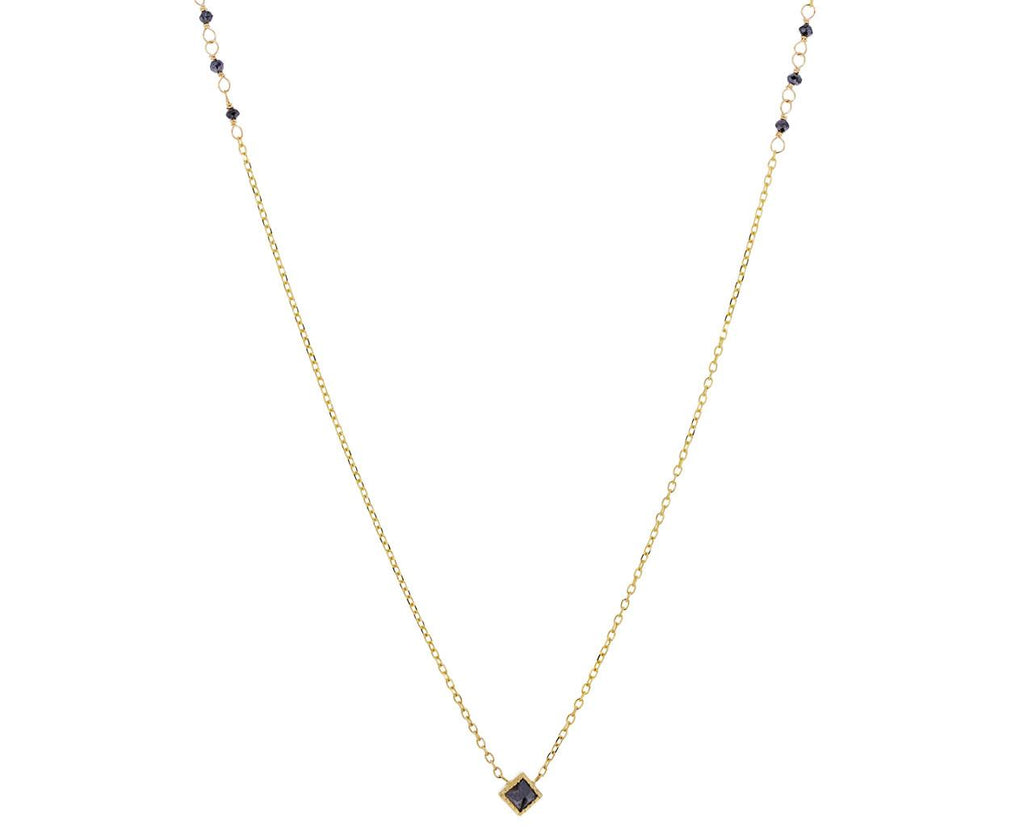 Black Diamond Necklace - TWISTonline