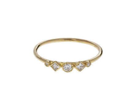 Diamond Sonata Ring - TWISTonline