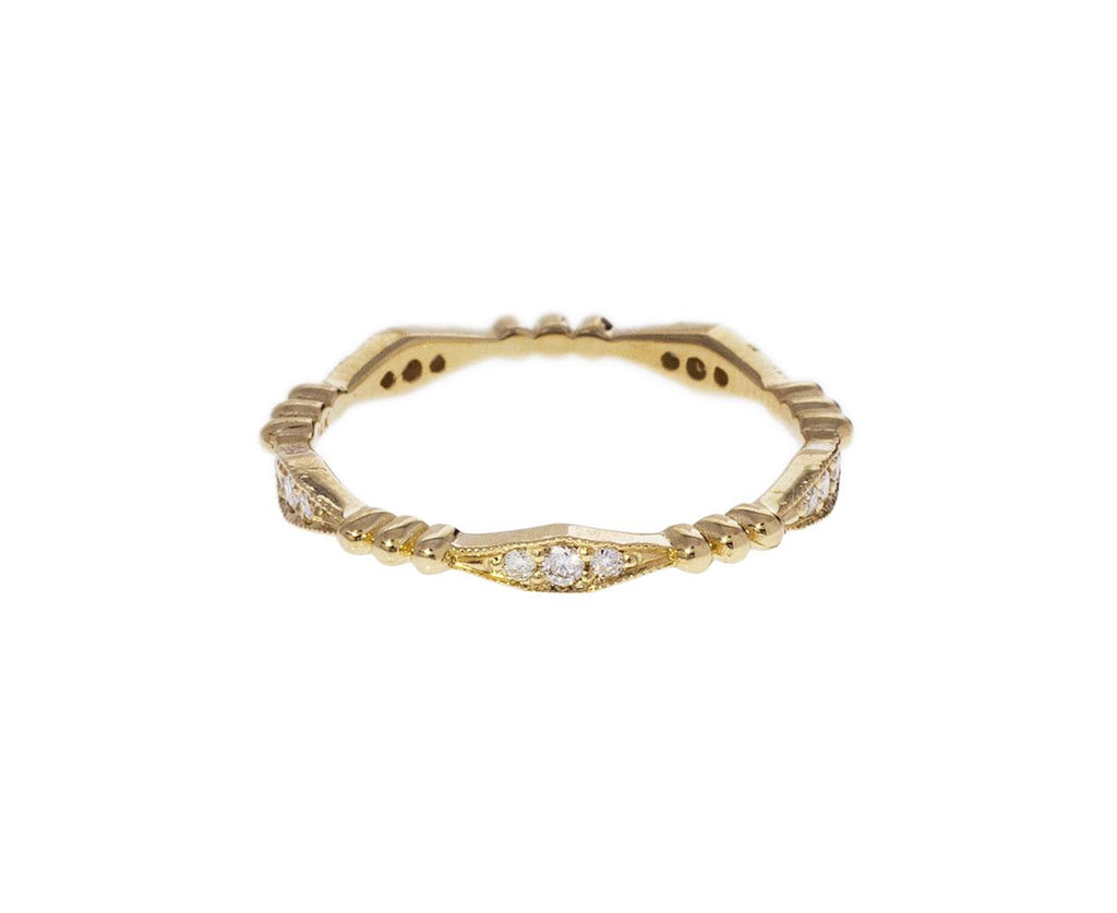 Deco Diamond Band - TWISTonline