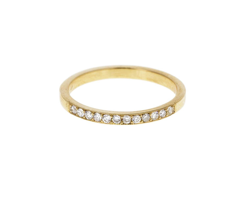 Half Diamond Eternity Band - TWISTonline