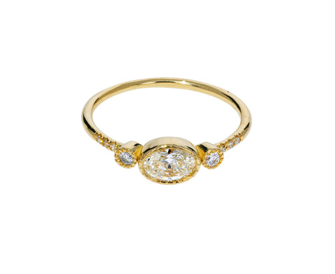 Diamond Reese Equilibrium Ring - TWISTonline