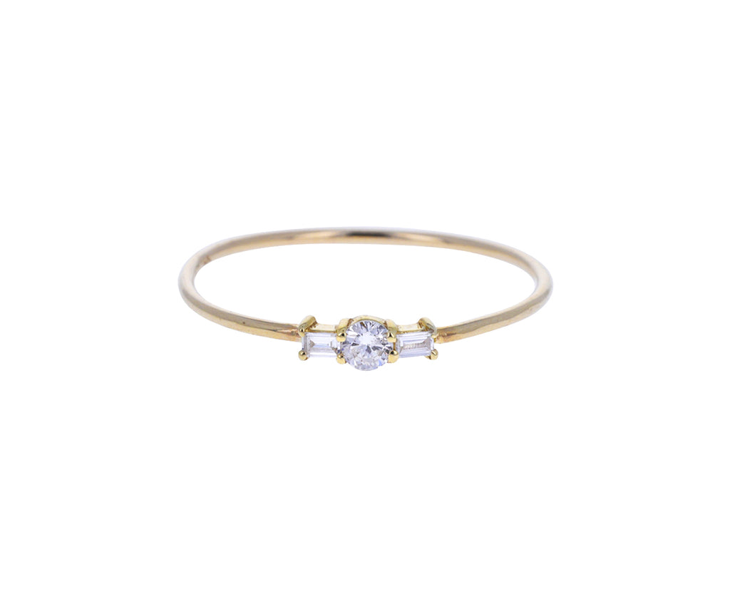 Diamond Whisper Ring