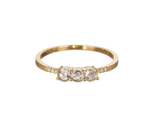 Triple Diamond Equilibrium Ring - TWISTonline