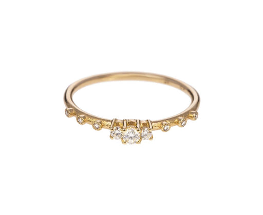 Diamond Beacon Ring - TWISTonline
