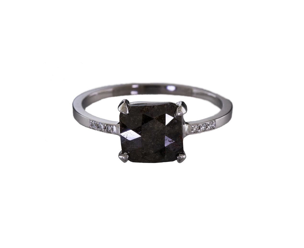 Diamond Slice Equilibrium Ring - TWISTonline