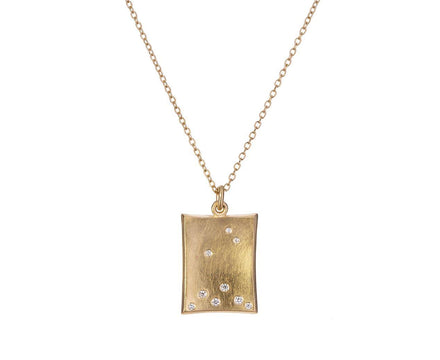 Diamond Champagne Bubbles Pendant Necklace - TWISTonline