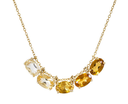 Citrine Ombre Necklace - TWISTonline