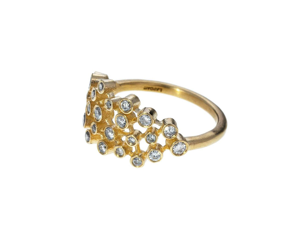 Dotted Diamond Ring - TWISTonline