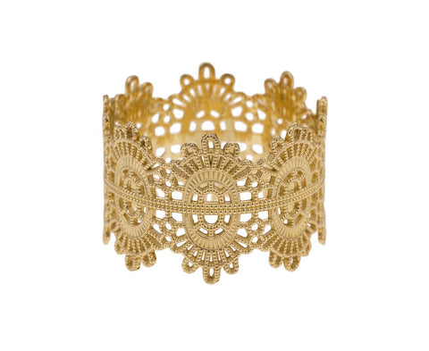 Wide Lace Ring - TWISTonline