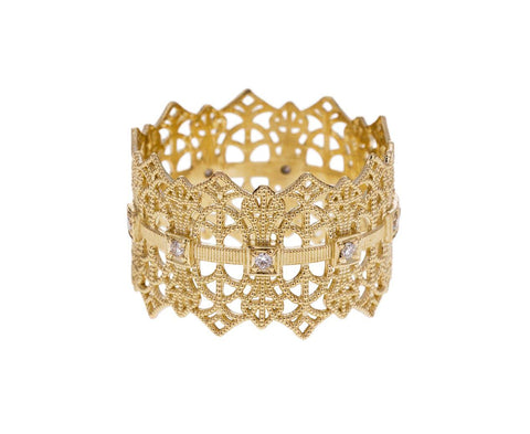 Lace Diamond Ring - TWISTonline