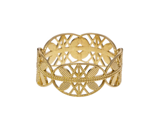 Lace Aztec Ring