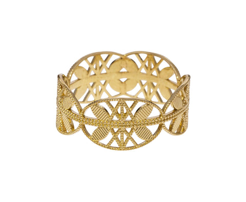 Lace Aztec Ring - TWISTonline