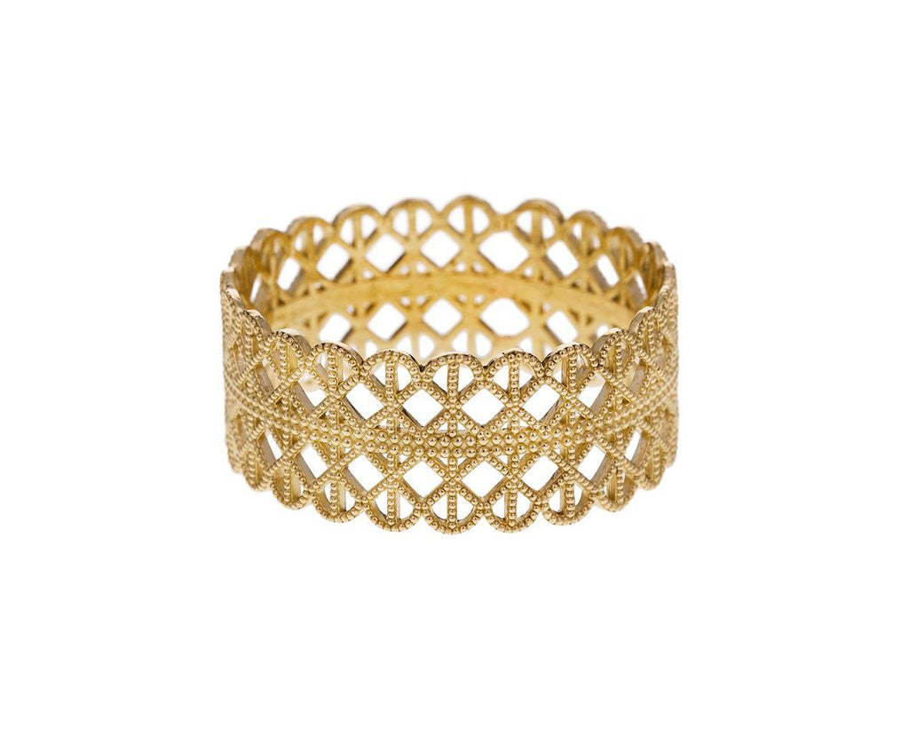 Lace Grid Ring zoom 1_grace_lee_gold_lace_grid_ring