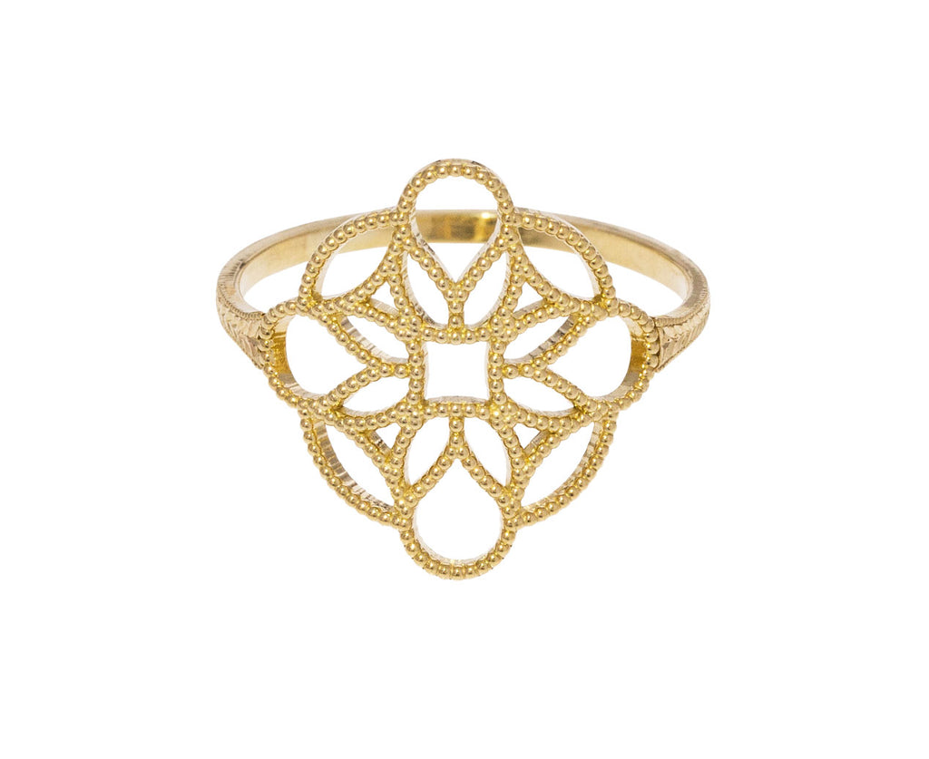 Lace Deco Ring