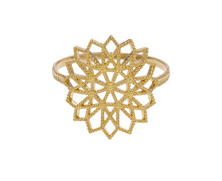 Lace Deco Flower Ring - TWISTonline