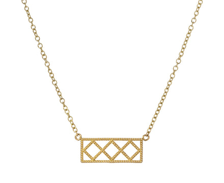 Petite Lace Deco Necklace - TWISTonline
