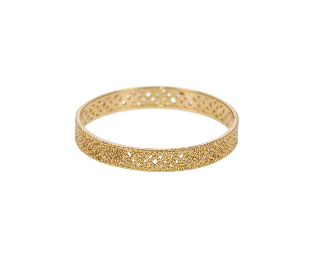 Straight Lace Band zoom 1_grace_lee_gold_straight_lace_ring