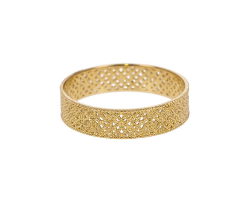 Wide Straight Lace Band - TWISTonline