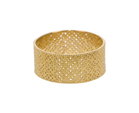 Widest Straight Lace Band - TWISTonline
