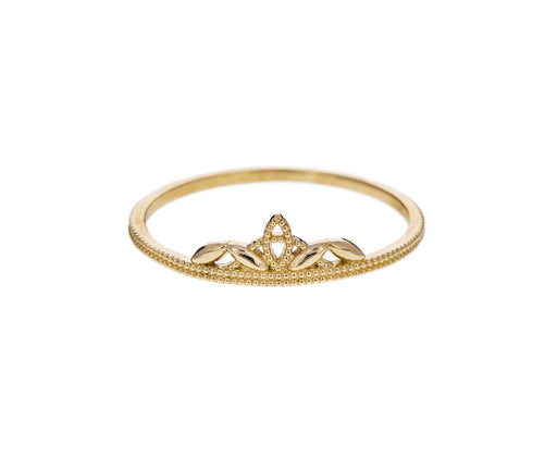 Beaded Tiara Ring - TWISTonline