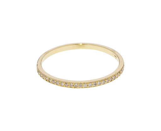 Diamond Pavé Stacking Band - TWISTonline