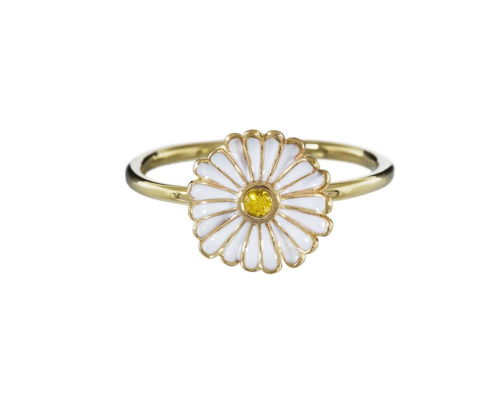 Enamel Daisy Ring - TWISTonline