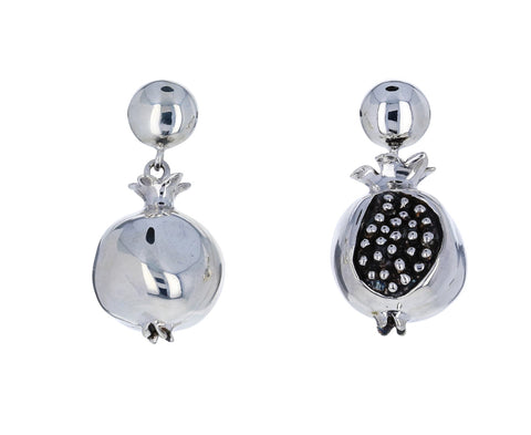 Silver Persephone Earrings - TWISTonline
