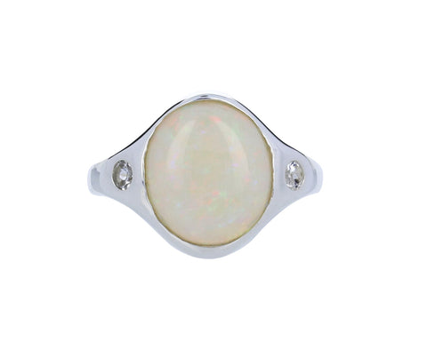 Opal and Topaz Essential Ring - TWISTonline