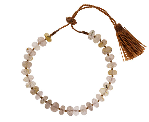 Rutilated Quartz Bracelet - TWISTonline