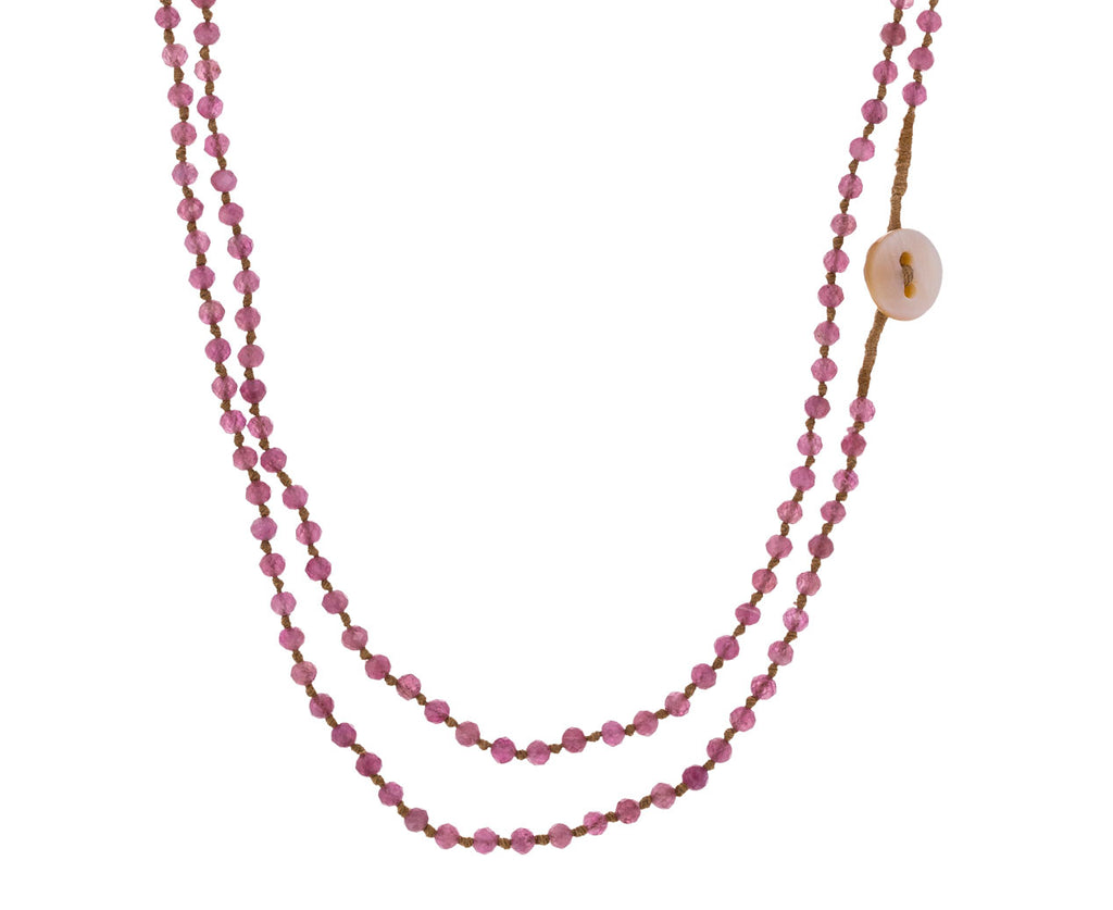 Pink Tourmaline Necklace - TWISTonline