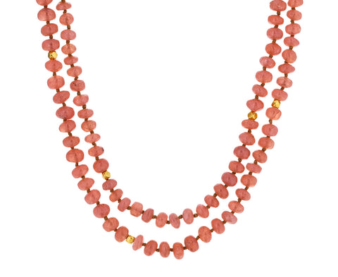 Rhodocrosite Necklace - TWISTonline