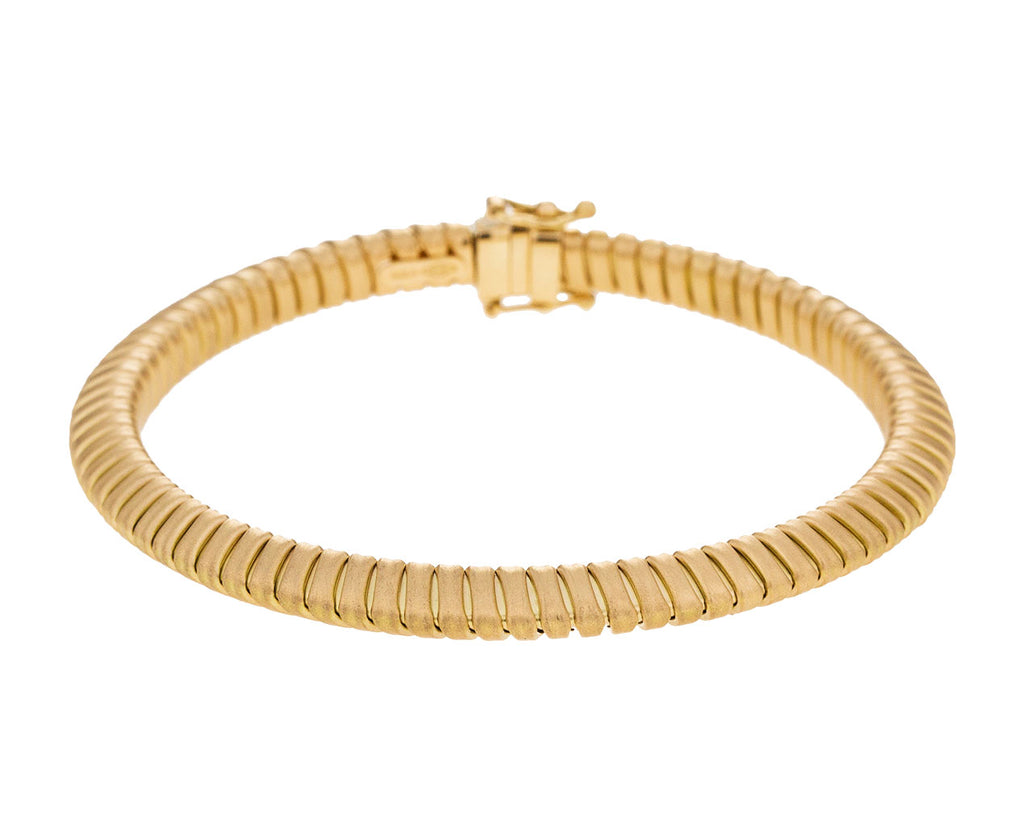 Gold Turbo Gas Bracelet - TWISTonline