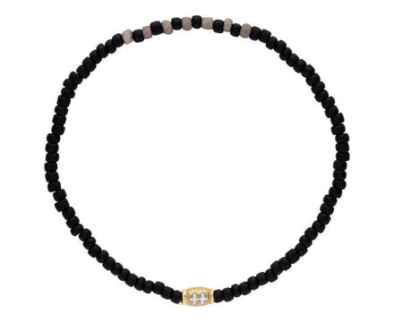 Loraine Barrel Beaded Men's Bracelet - TWISTonline