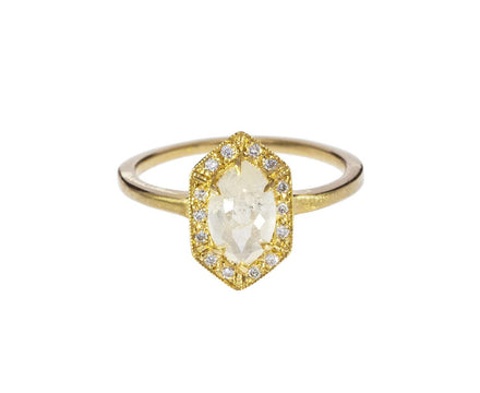 Opalescent Marquise Hester Diamond Solitaire - TWISTonline