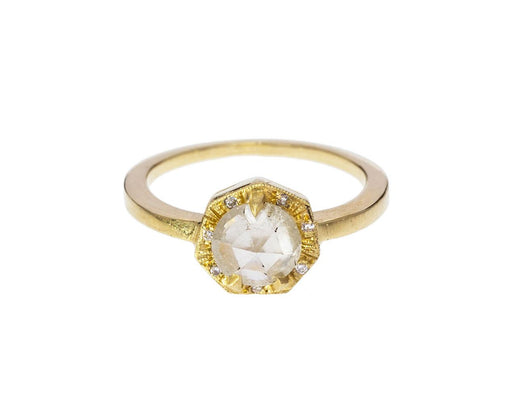 Ice Diamond Scarlett Solitaire - TWISTonline