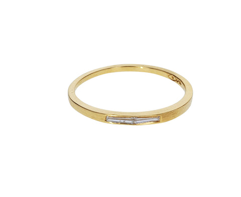Two Stone Meridian Ring - TWISTonline