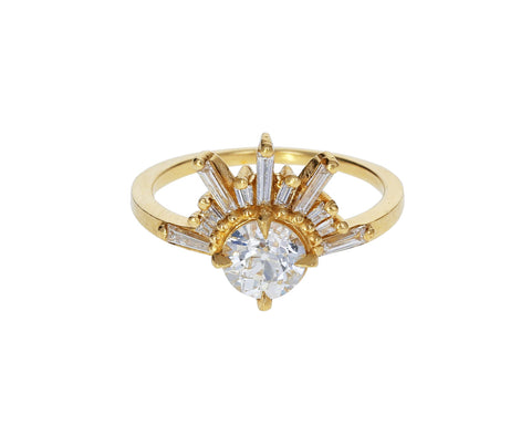 Demi Feu Recycled Diamond Ring - TWISTonline
