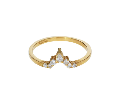 Echo Tracer Diamond Ring - TWISTonline