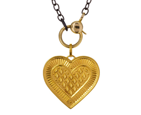 Cross My Heart Pendant ONLY