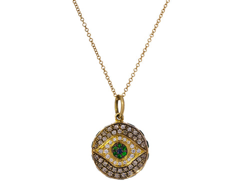 Dawn Kandi Pendant Necklace - TWISTonline