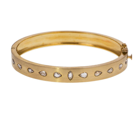 Gold Misty Diamond Bracelet - TWISTonline