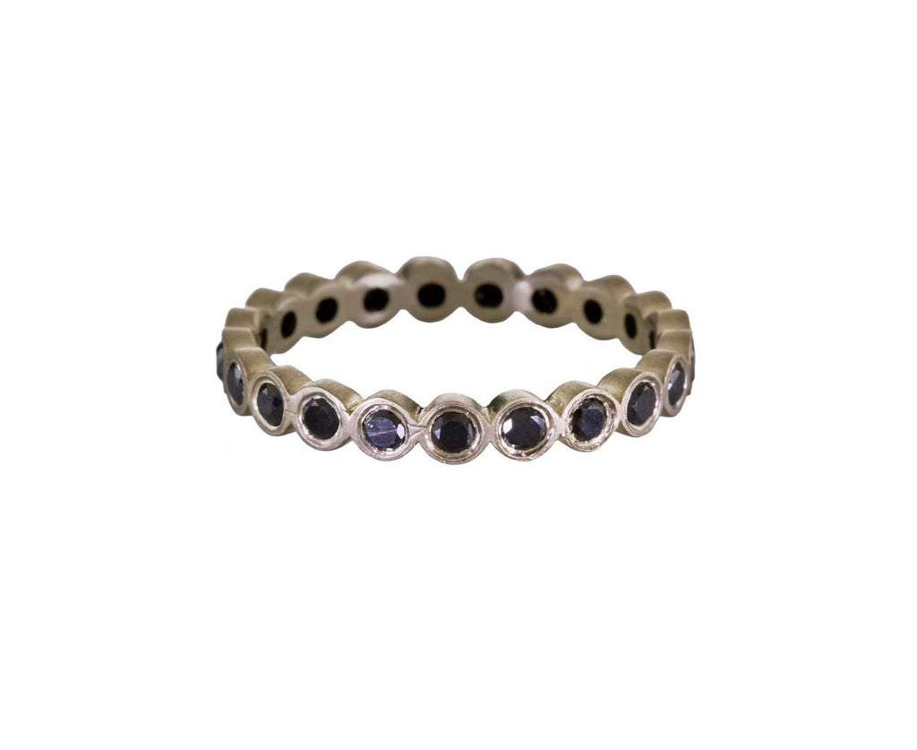 Black Diamond Eternity Band - TWISTonline