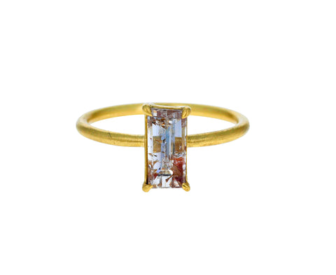 Baguette Diamond Solitaire - TWISTonline