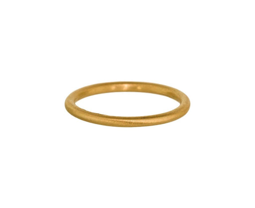 Yellow Gold Wire Band - TWISTonline