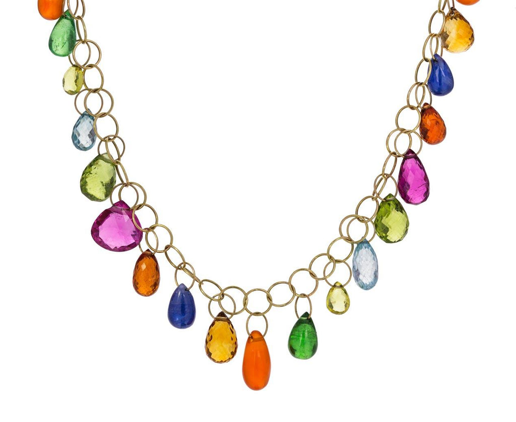 Multi-Briolette Circus Necklace - TWISTonline